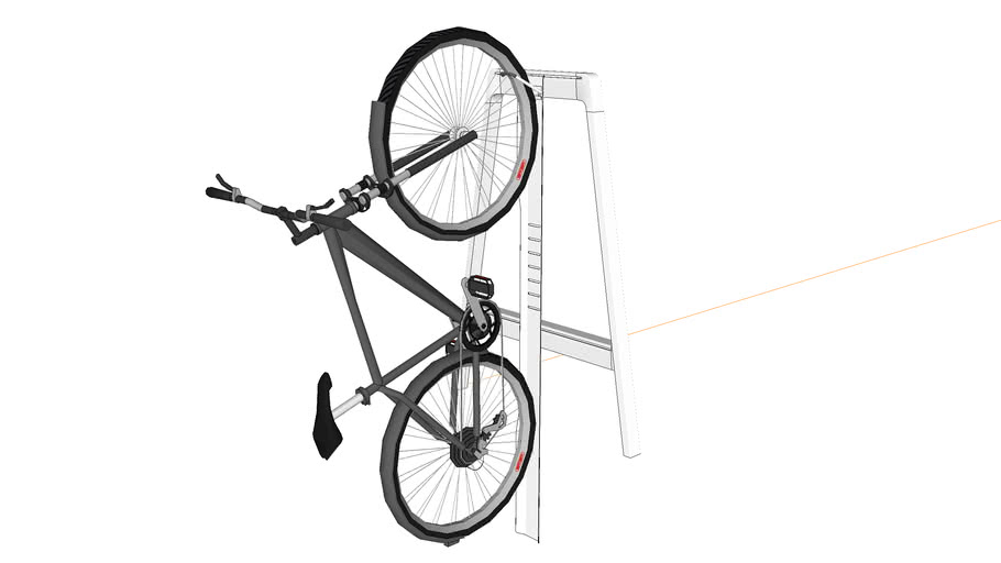 Bivi® Bike Hook on Tall Arch