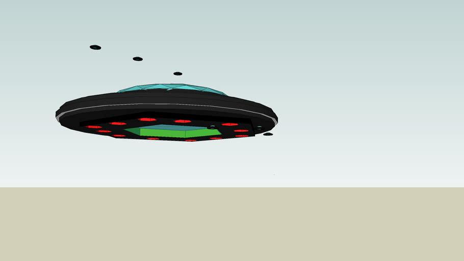 Mothership UFO.