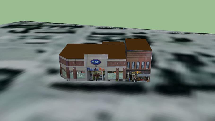 Brighton rexall and marketplace