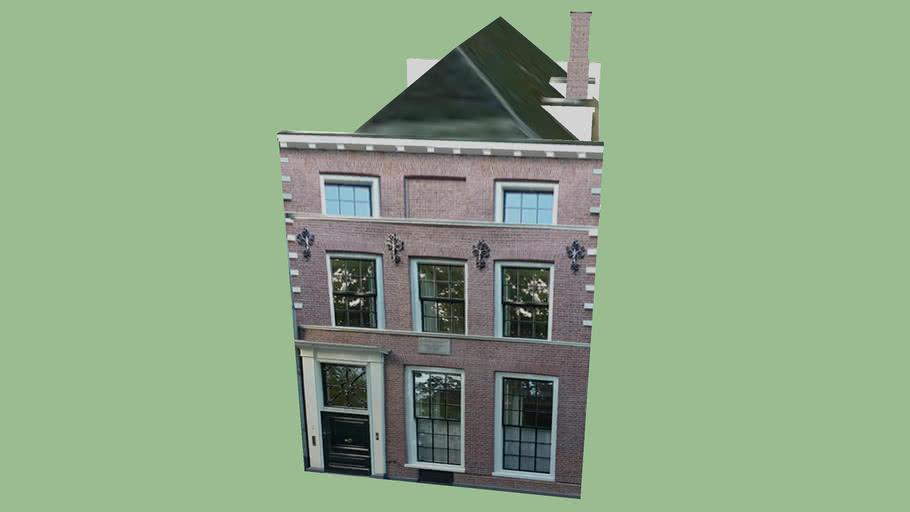 Nieuwe gracht 11 Utrecht