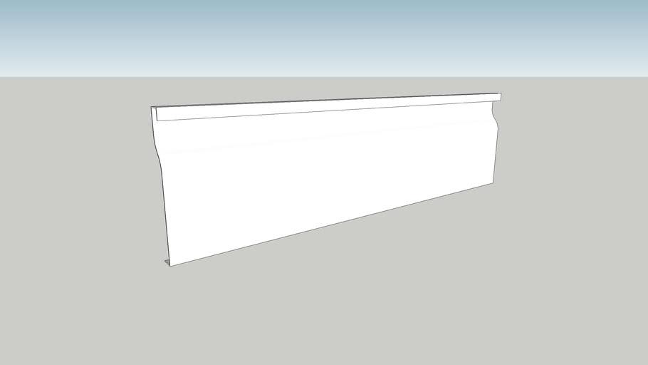 Ящик тележки Eurostyle 150 мм глубиной