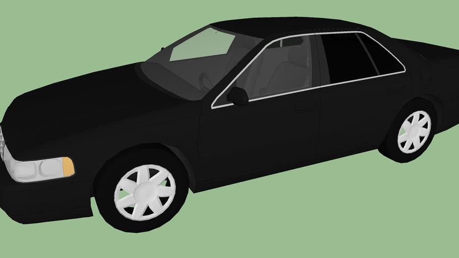 2004 Cadillac Seville SLS (Silvio Dante)