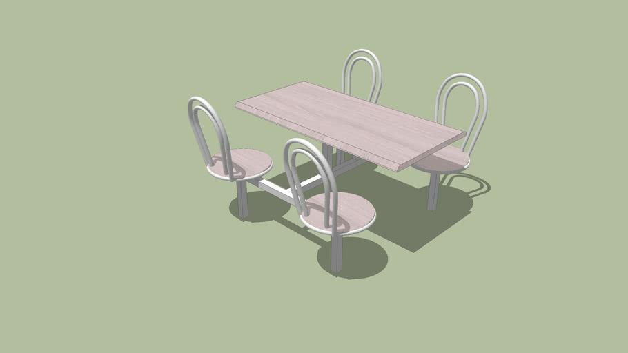 Tubular Table