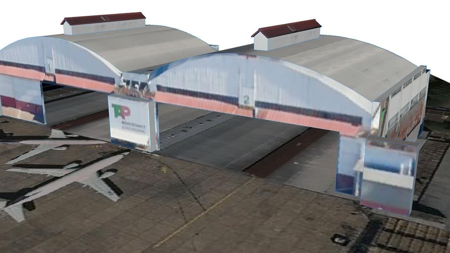 Hangar de Manutenção (SBPA), Porto Alegre-RS