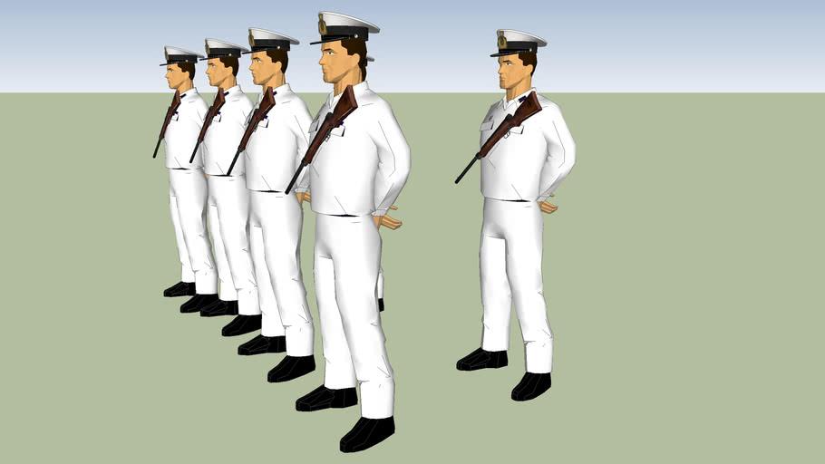 escolta  de la secretaria de la marina armada de mexico semar