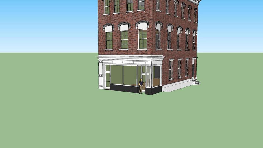 1871 Bronx Building