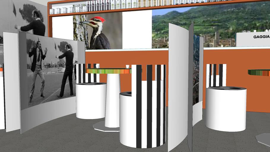 Stadio Del Duca Bar Concept