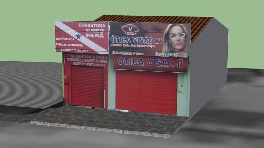 Centro comercial de Capanema