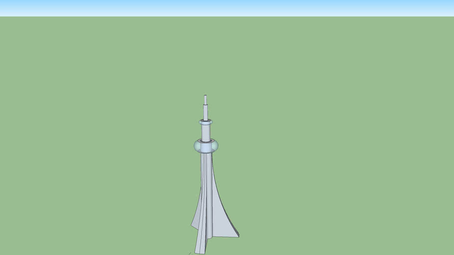 Canada national tower