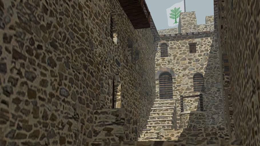 Castello Di Monreale (Ricostruzione libera)
