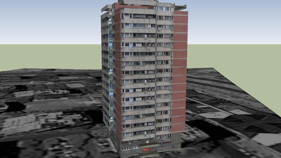 Blok 45, Jurija Gagarina br. 241, Novi Beograd