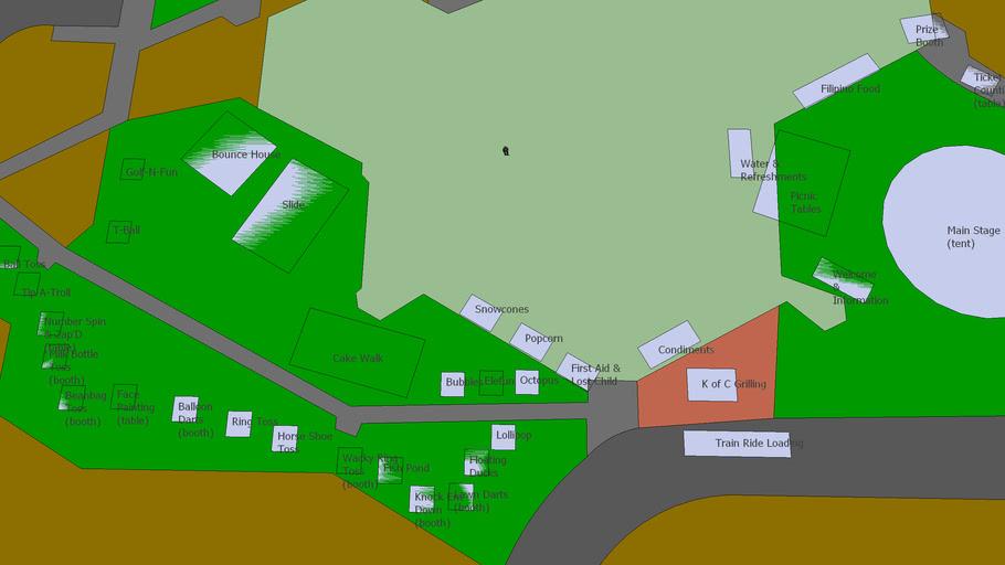 Saint John Vianney Kirkland Picnic 2010