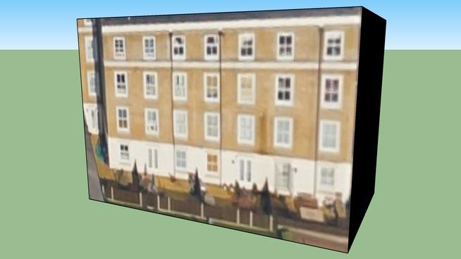 Building in London, UK