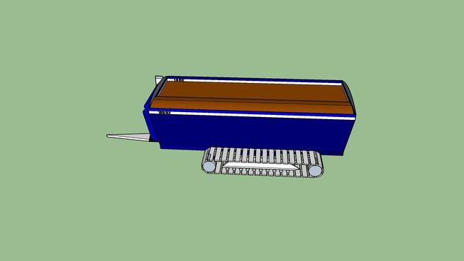 Grain Cart Kenzie 1300
