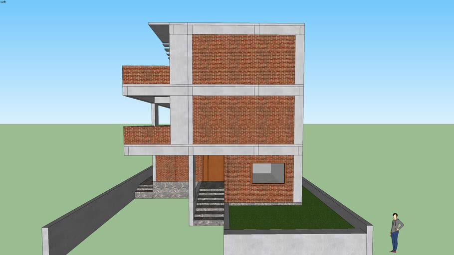 Villa_266 sq.yds