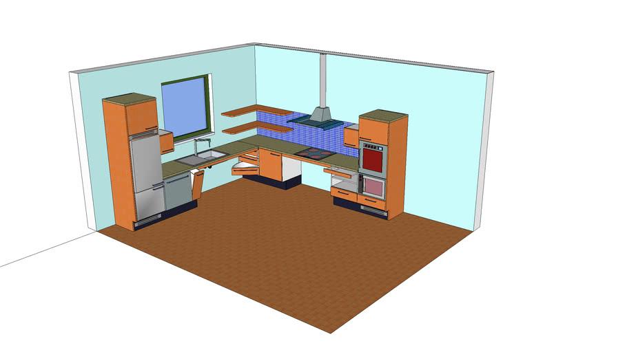 KITCHENS FOR THE DISABLED
