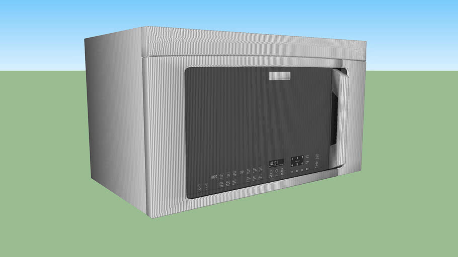 Electrolux - Sketchup