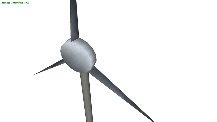 SketchyPhysics : Compments : Windmill