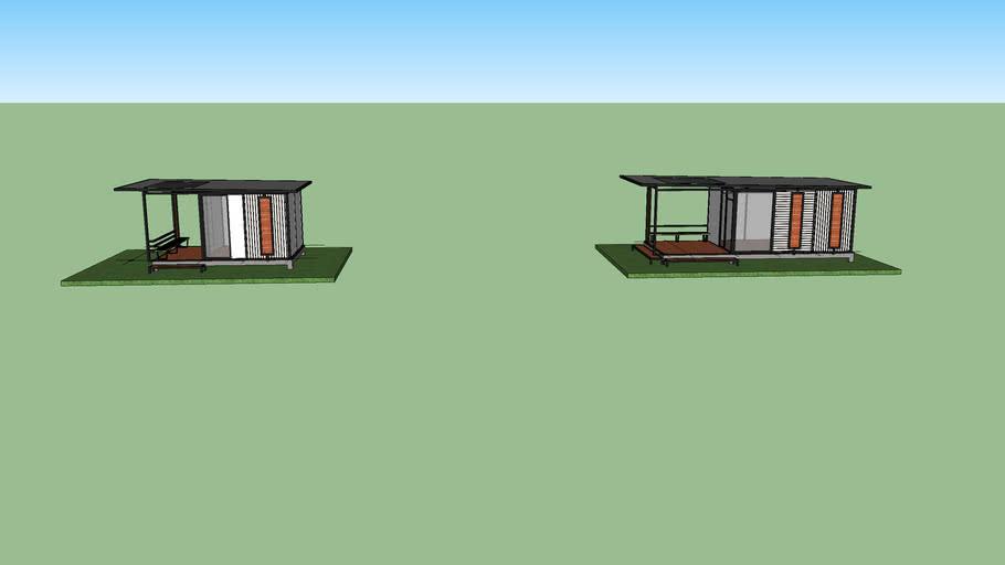 Happy House Model MS-01. MS-02