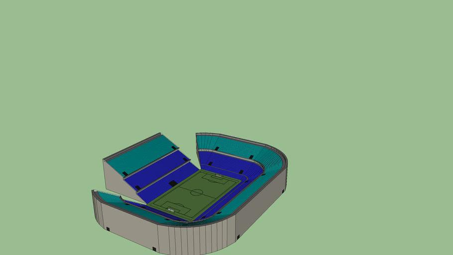 Estadio Valenciano Media Reforma