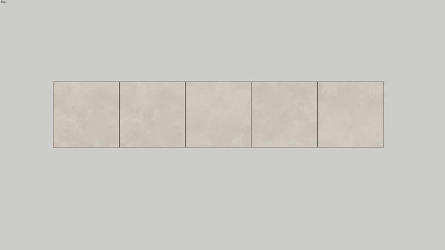 MONUMENTAL CEMENT SGR NAT 120x120CM -PORTINARI
