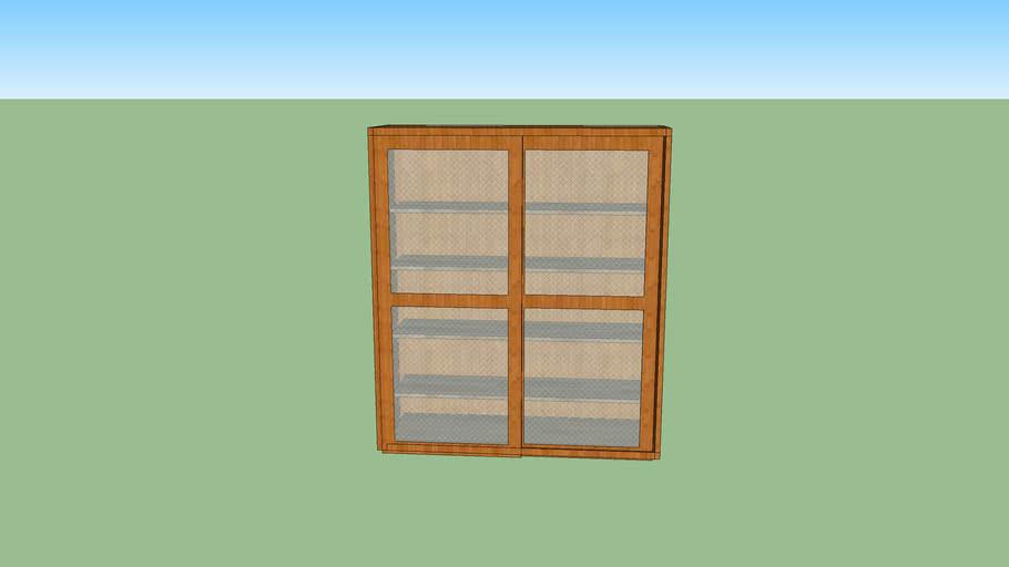 prep room cabinets