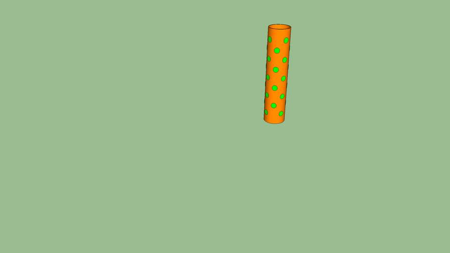 Fraise verticale