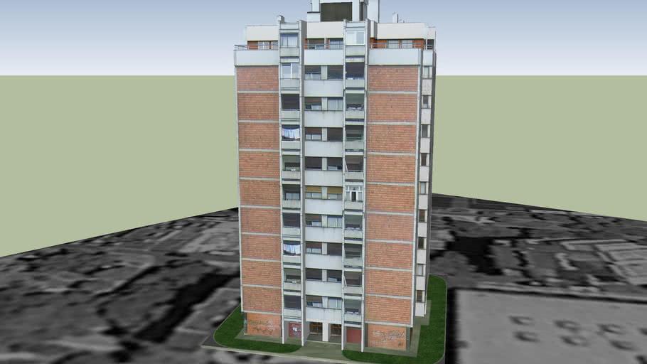 Blok 45, Jurija Gagarina br. 177, Novi Beograd