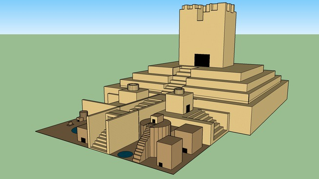 The Ziggurat