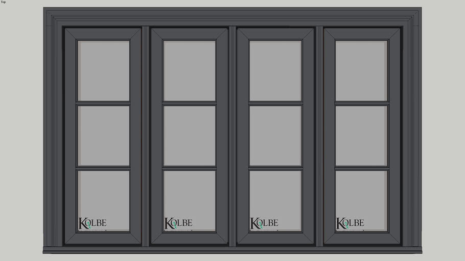 "Kolbe Ultra EP Csmt KUS436(F.S. 5'-4"" x 3'-6"" R.O. 5'-4 1/2"" x 3'-6 1/2)"