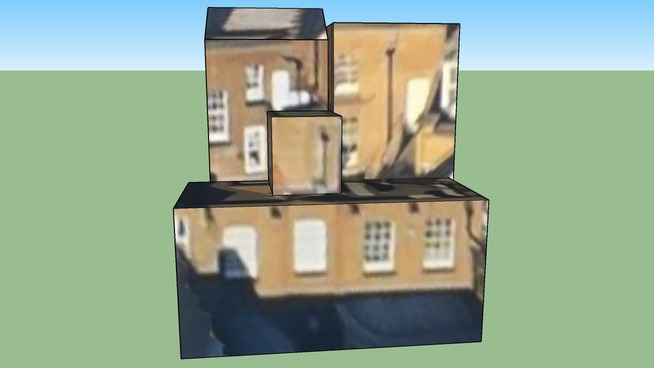 Gebäude in City of Westminster, City of London W1F 7BR, Vereinigtes Königreich