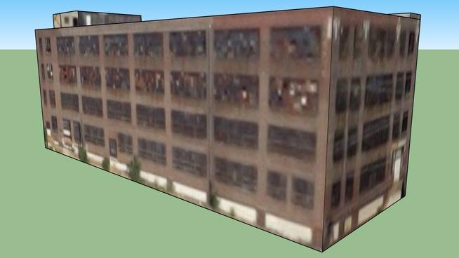 Building in Philadelphia 343, PA, USA