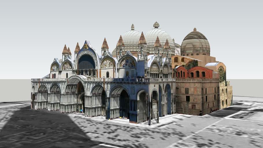 Basilica di San Marco (Saint Mark's Basilica)
