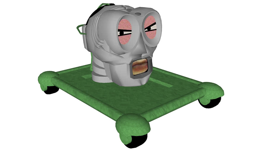 Robot Head 790