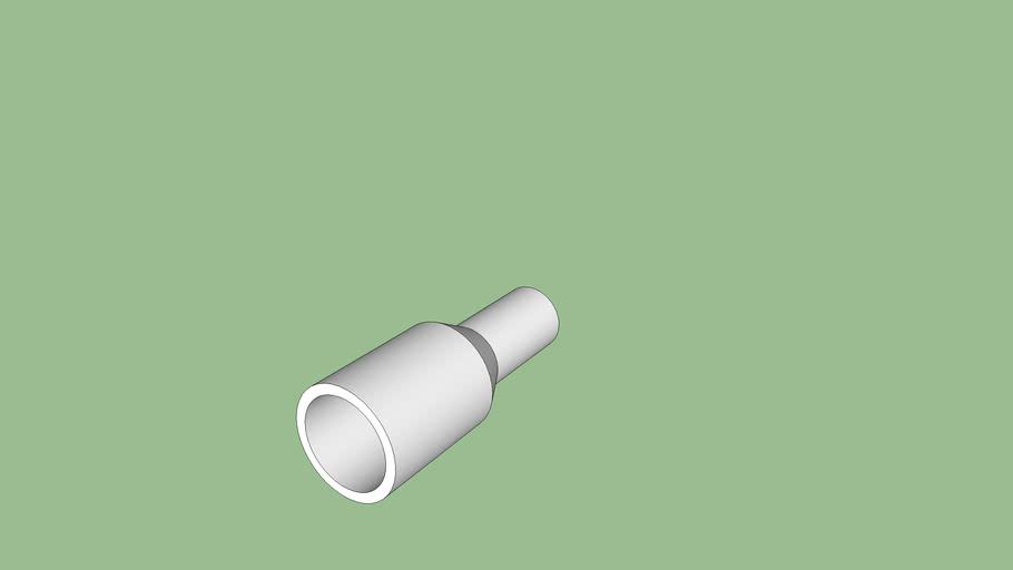 Réduction concentrique 40-25 PE SDR 11