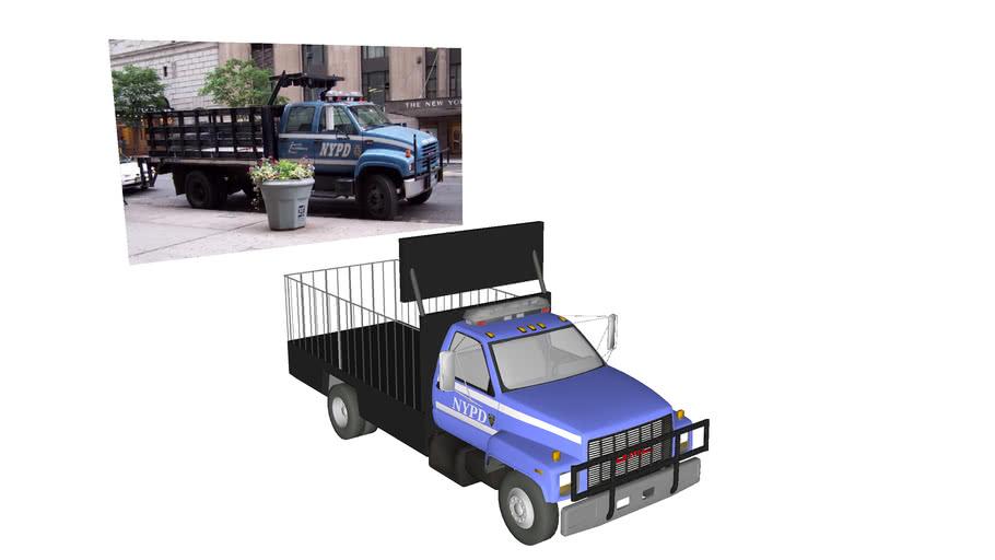NYPD GMC Barracade