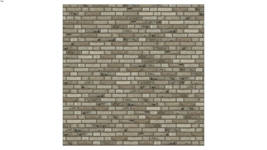 ROCKIT3D | Nelissen Cap Gris Nez Sintered WF50 (c06 brown; irregular; standard)