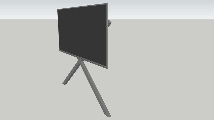low poly sci fi billboard (15 kb)