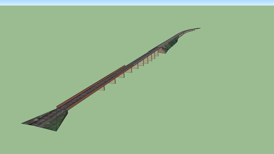 Falls Park Railroad Bridge