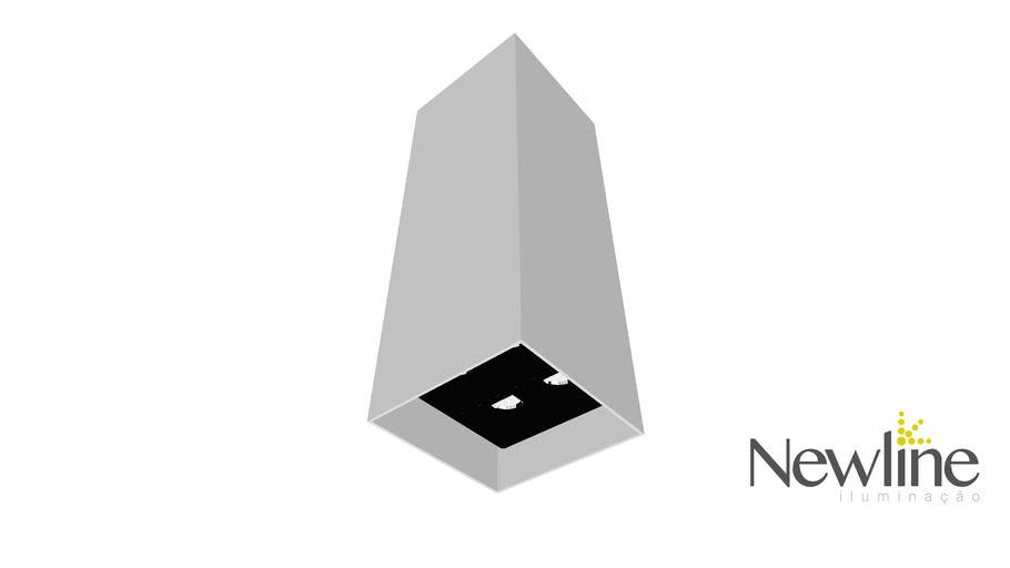 PL0442LED-PL0447LED - PLAFON BOX FOCO