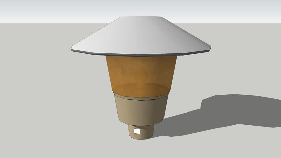 LPS Mounted Street lamp