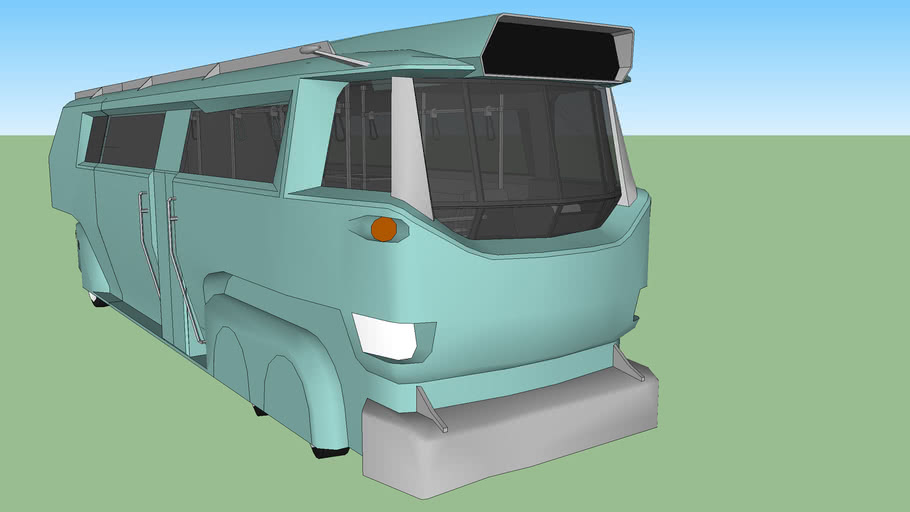 restored fallout bus