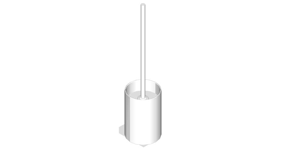 JUSTIME Toilet Brush Holder _6918-80-81CP