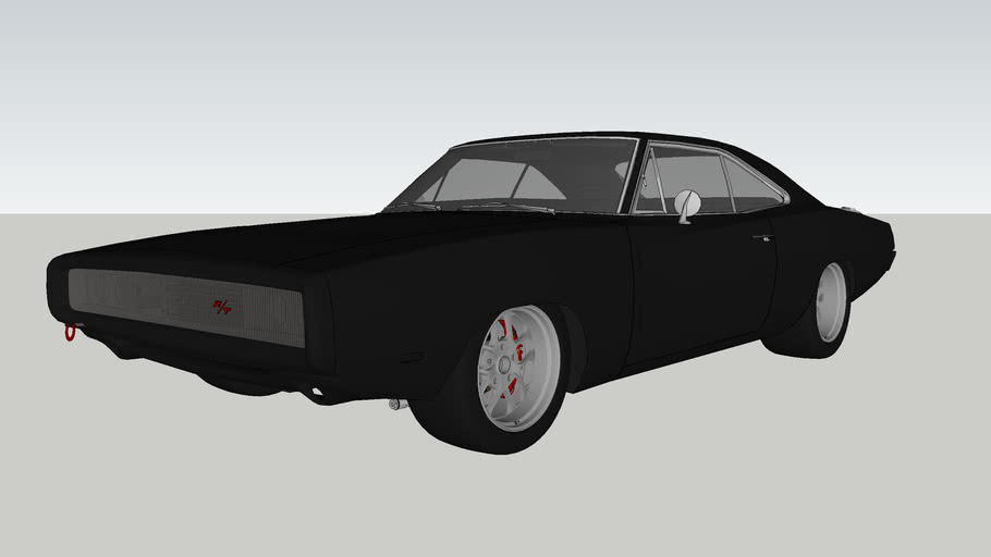 dodge charger 1970 dominic torreto