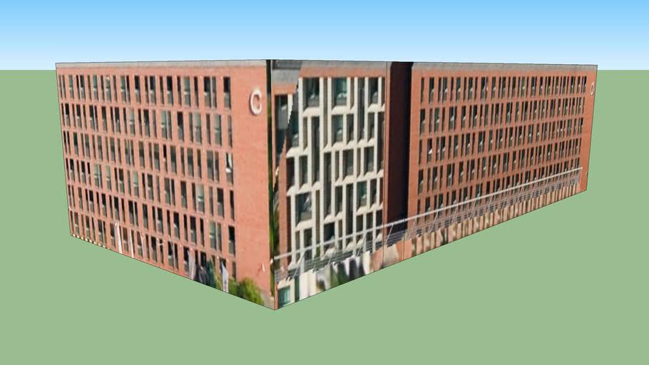 Infopark - C épület