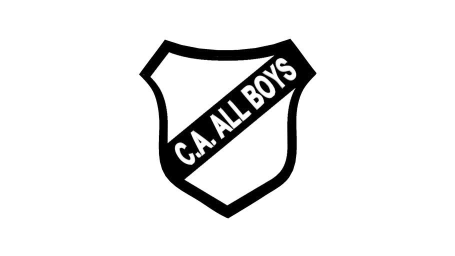logo football Club Atlético All Boys