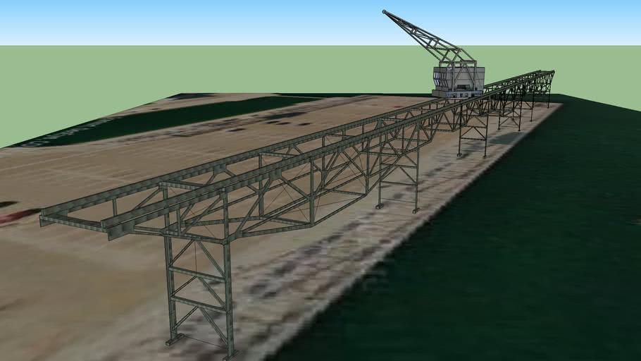 Navy Dockyard - Crane 2