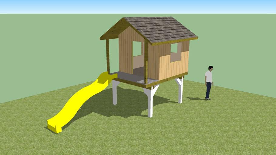 Kid's Play House