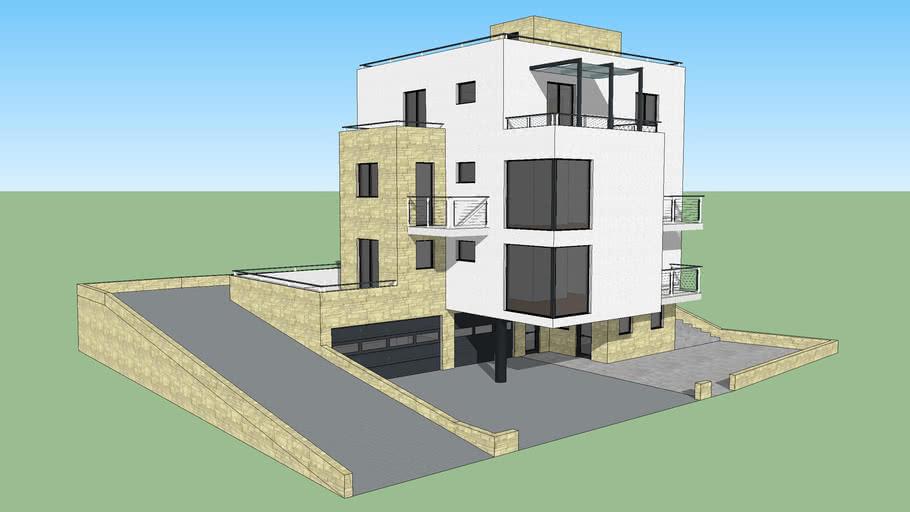 House 3 [Apartments Villa]