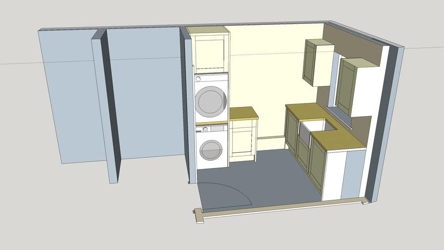 utility room model